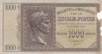 Grèce 1000 Drachmes Caesar - Ile Ionnienne - 1941 - B - P.M.17
