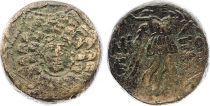 Grèce Tétrachalque, Niké - Gorgone - Amisos (c. -85-63) - 10 ex