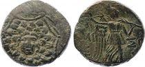 Grèce Tétrachalque, Niké - Gorgone - Amisos (c. -85-63) - 5 ex