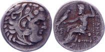 Greece (Thrace) Drachm, Thrace. Lysimachus (-305-281) - 3rd ex.