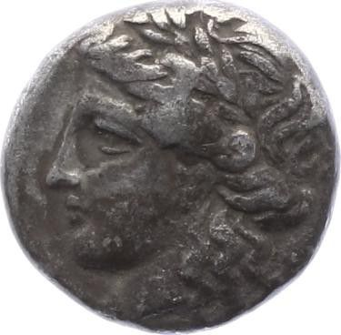 Greece (Troade) Hemidrachma, Abydos, Protagoras magistrat (c. 320-280)