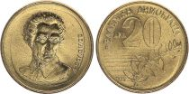 Greece 20 Drachmai - D. Solomos - 1990