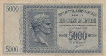 Greece 5000 Drachmes Caesar - Ile Ionnienne - 1941 - Fine - P.M.18