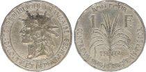 Guadeloupe 1 Franc Tete d\'Indien - 1903 - TB+