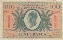 Guadeloupe 100 Francs Marianne L.1944 - Série PP
