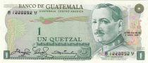 Guatemala 1 Quetzal 1981 p59c