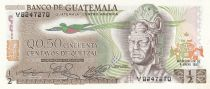Guatemala 1 Quetzal 1982 p58c