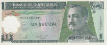 Guatemala 1 Quetzal 2006 Série B
