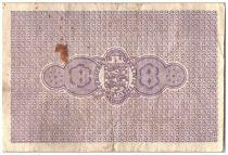 Guernesey 6 Pence Noir et Bleu - 1941