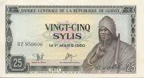 Guinée 25 Sylis S. Behanzin - Bouvier