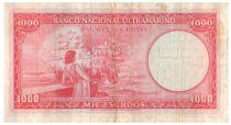 Guinée Portugaise 1000 Escudos Honorio Barreto
