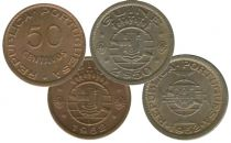 Guinée Portugaise 50 centavos, 2.5 escudos