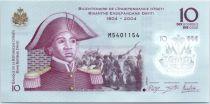 Haïti 10 Gourdes - Sanite Belair - Bicentenaire de L\'independance d\'Haïti - 2013