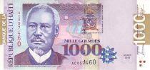 Haïti 1000 Gourdes Florvyl Hyppolite - Marché - 2004
