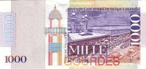 Haiti 1000 Gourdes Florvyl Hyppolite - Market - 2004