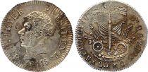 Haiti 25 Centimes J P Boyer - Arms- An 15