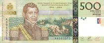 Haïti 500 Gourdes Alex. Pétion - Fort Jacques