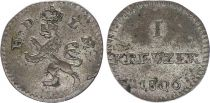 Hessen-Darmstadt 1 Kreuzer Ludwig I - 1806