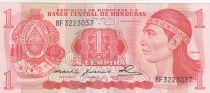 Honduras 1 Lempira Indien 1980