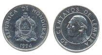 Honduras 50 Centavos KM.84.a1