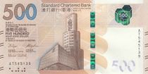 Hong-Kong 500 Dollars, Standard Chartered Bank - 2018