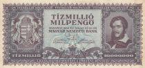 Hongrie 10 000 000 Milpengö 1946 - L. Kossuth