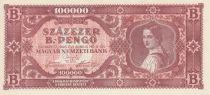 Hongrie 100 000 B-Pengö 1946