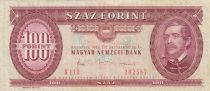 Hongrie 100 Forint 1984 - Kossuth Lajos
