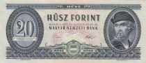 Hongrie 20 Forint 1975 - Dozsa György