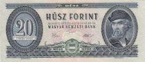 Hongrie 20 Forint 1975 Dozsa Gyoroy