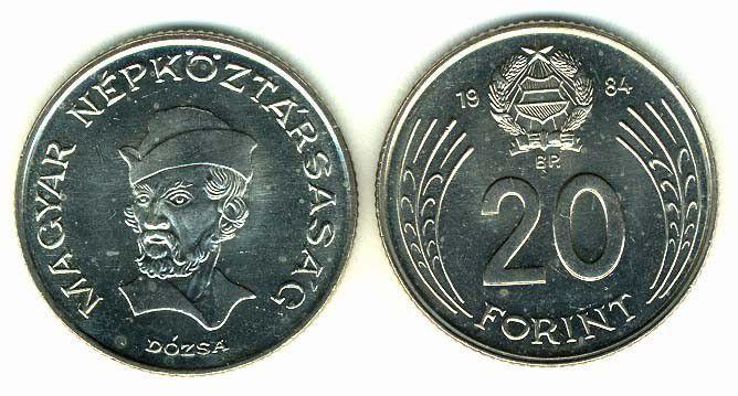 Hongrie 20 Forint
