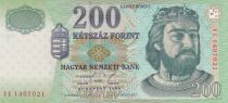 Hongrie 200 Forint 1998 - Robert Karoly, Château