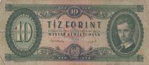 Hungría 10 Forint 1949 - Petofi Sandor