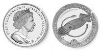 Iles Falkland 1 Crown