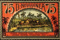 Iles Mariannes du Nord 75 Pfennig, Neuguinea - notgeld 1922 - NEUF
