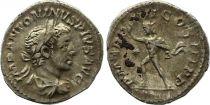 Imperio Romano Denier, Elagabalus (218-222) - P M TR P IIII COS III P P