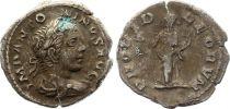 Imperio Romano Denier, Elagabalus (218-222) - PROVID DEORVM