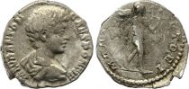 Imperio Romano Denier, Geta (189-211) - MARTI VICTORI