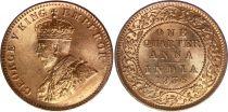 Inde 1/4 Anna George V - 1935