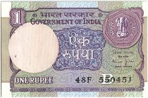 Inde 1 Rupee, Plateforme pétrolière - 1990 - P.78