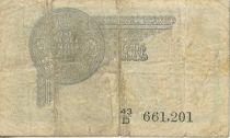 Inde 1 Rupee George V - 1935