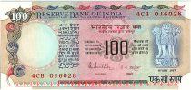 Inde 100 Rupees, Colonne aux Lions - Barrage - 1979 - P.86 c