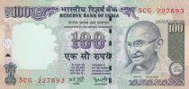 Inde 100 Rupees 2006 Gandhi