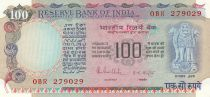 Indien 100 Rupees ND1978 p86c
