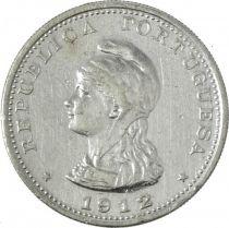 Inde Portugaise 1 Rupia Liberté - 1912