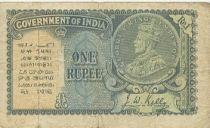 India 1 Rupee George V - 1935