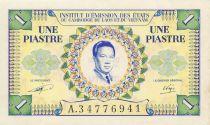 Indo-Chine Fr. 1 Piastre Bao Dai - émission pour le Vietnam - PSUP
