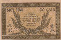 Indo-Chine Fr. 10 Cents 1939 - Séries variées - SUP