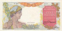 Indo-Chine Fr. 100 Piastres Mercure  ND (1949) Série V.207