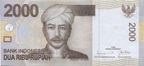 Indonesia 2000 Rupiah Pangeran Antasari - Dancers